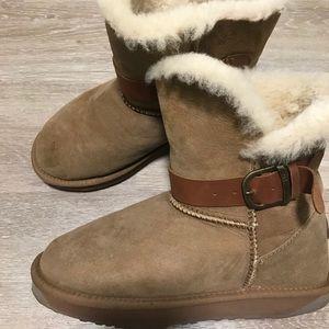 🤩 Emu Australia Ankle Boots